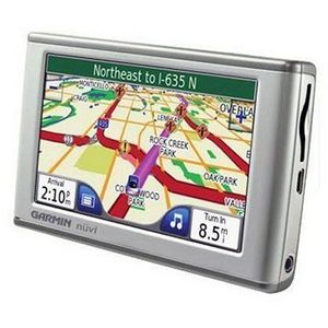 Garmin nuvi 660 Bluetooth Portable GPS Navigator