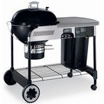 Weber Performer Touch-N-Go Gas Ignition Charcoal Grill