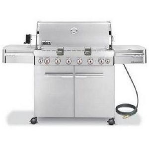 Weber Summit S-650 Natural Gas Grill