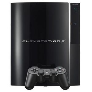 Sony - PlayStation 3 (60 GB) Game Console