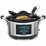 Hamilton Beach Set 'n' Forget 6-Quart Slow Cooker