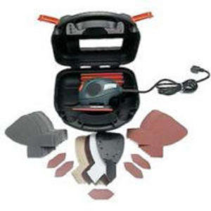 Black & Decker Mouse Sander/Polisher Kit