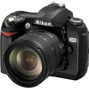 Nikon - D70 Digital Camera
