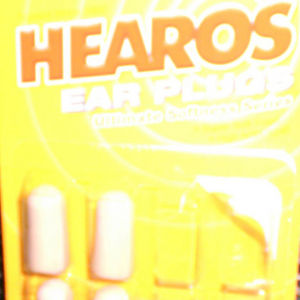 Hearos Ear Plugs- All Size Packages
