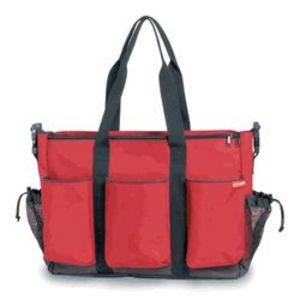 Skip Hop Duo Double Deluxe Diaper Bag (All colors)