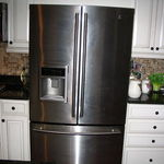 LG LFX25960 refrigerator