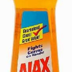 Ajax Antibacterial Dish Liquid