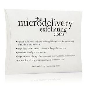 Philosophy The Microdelivery Exfoliating Cloths