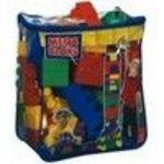 Mega Bloks 80-Piece Maxi Bag