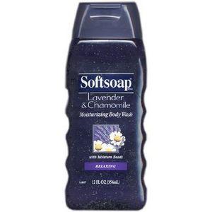 Softsoap Lavender & Chamomile, Moisturizing Body Wash