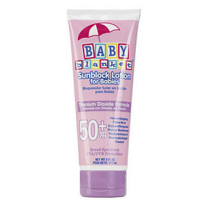 Baby Blanket Sunscreen for Babies SPF 50+
