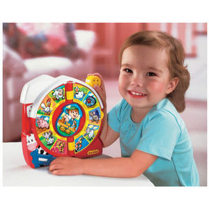 """Fisher Price """"The Farmer Says"""" See 'n' Say"""