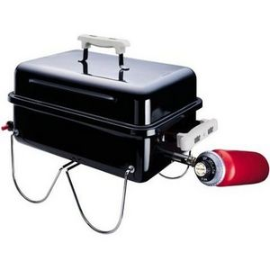 Weber Go-Anywhere Portable Propane Grill