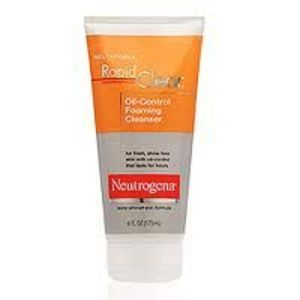 Neutrogena Rapid Clear Oil Control Foaming Cleanser