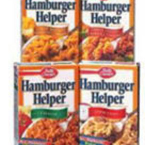 Betty Crocker Hamburger Helper