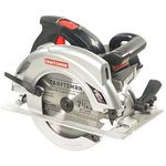 "Craftsman 10870  7 1/4"" Circular Saw with LaserTrac and LED Worklight"