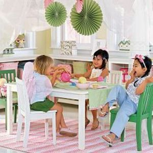 Pottery Barn Kids Carolina Table & Chairs