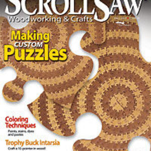 Scrollsaw Woodworking and Crafts