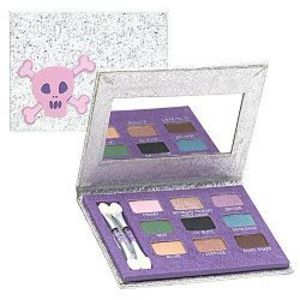 Urban Decay Shadow Box Skull Mirrored Compact Eyeshadow