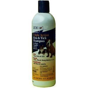 Zodiac Flea & Tick Shampoo for Puppies