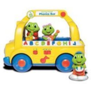 LeapFrog Learning Phonics Bus