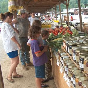 Foster's Flea Market in Murphy, NC