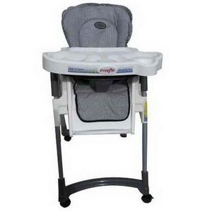 Evenflo Simplicity High Chair Reviews on evenflo brand