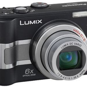 Panasonic LUMIX Digital Camera DMC-LZ5