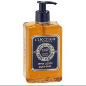 L'Occitane Sweet Almond Liquid Soap