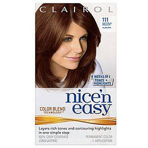 Nice & Easy Hair Dye I have been dying my hair a lot recently and purchasing different brands to try and get the hair color I like. I have opted for dark blonde highlights and find it brings more depth and excitement to my hair/5(13).