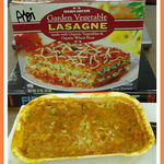 Trader Giotto's Garden Vegetable Lasagna