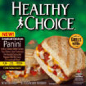Healthy Choice Frozen Panini