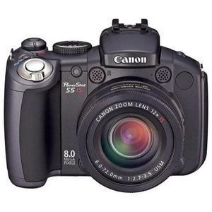 Canon - PowerShot S5 IS Digital Camera
