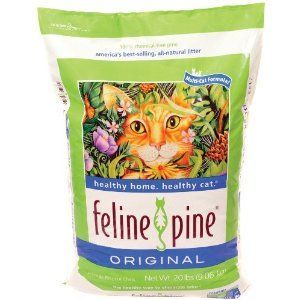 Feline Pine Original Cat Litter