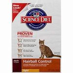 Hill's Science Diet Hairball Control Formula Adult