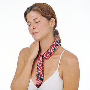 Herbal Wear Cool Downz Water Activated Cooling Wraps