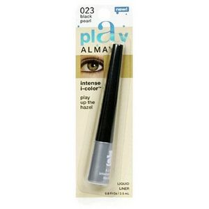 Almay Intense I Play Up Liquid Liner - Black Pearl