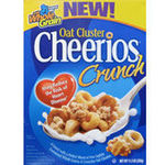General Mills Oat Cluster Cheerios Crunch