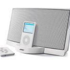 bose speakers sounddock ipod docking station reviews. Black Bedroom Furniture Sets. Home Design Ideas