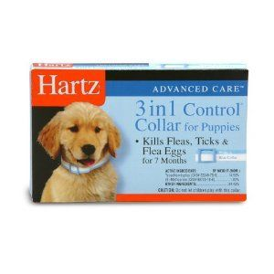 Hartz 3 in 1 Control Collar Flea and Tick Repellent
