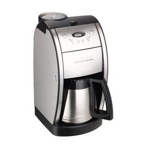 Cuisinart Coffee Maker Electrical Problems : Cuisinart Grind & Brew 10-Cup Thermal Coffee Maker DGB-600BC / DGB-600BCW Reviews Viewpoints.com
