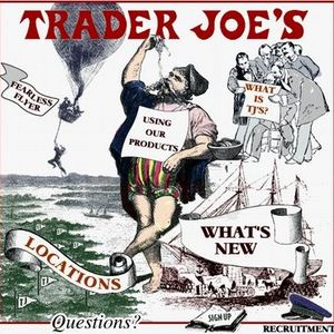 Trader Joe's 100% whole grain fiber bread -- Multigrain