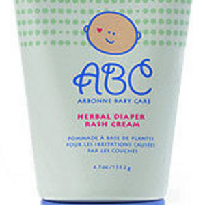 Arbonne ABC Herbal Diaper Rash Cream