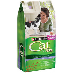 Purina Cat Chow Indoor Formula Dry Cat Food