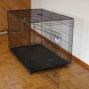 Pet Lodge Wire collapsible crate