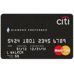 Citi - Diamond Preferred Rewards MasterCard