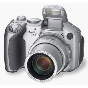 Canon - PowerShot S2 IS Digital Camera
