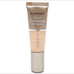 Neutrogena 3-in-1 Concealer for Eyes 6812451 - All Shades