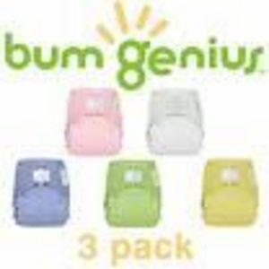 bumGenius 2.0 Diapers