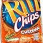 Nabisco - Ritz Toasted Chips Cheddar